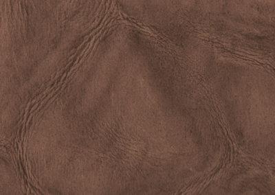 Skinny Dark-Sand lederen vloeren en lederen wanden