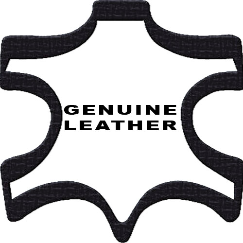 Genuine Leather Logo