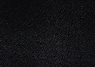 CLASSIC Smooth Black lederen vloeren en lederen wanden